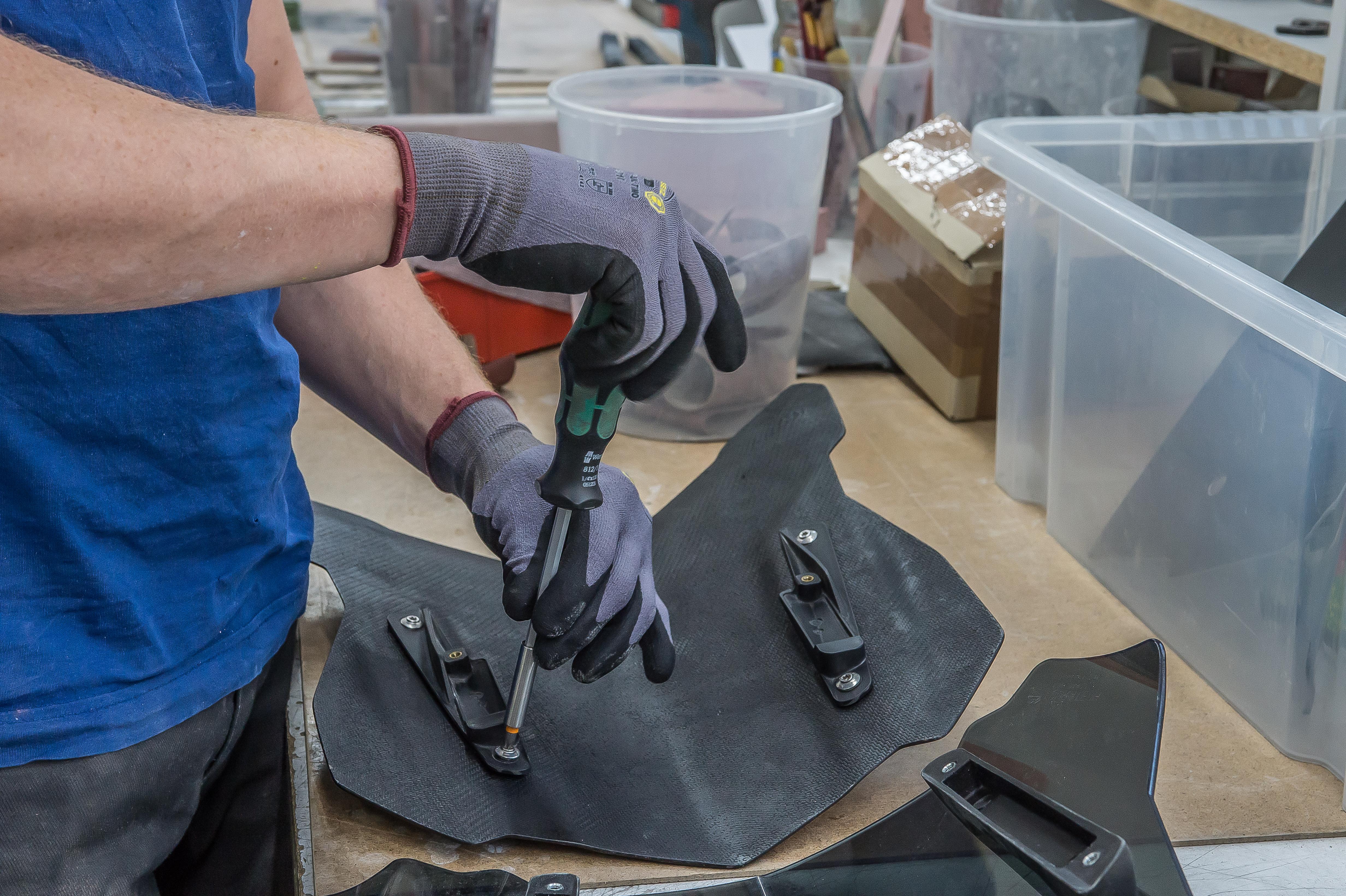 Montagearbeiten-Arbeitsschutz